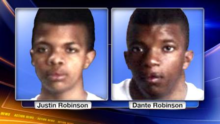 Law enforcement sources confirm to Action News 15-year-old Justin Robinson and 17-year-old Dante Robinson were arrested for the murder of Autumn Pasquale.