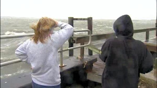 Long Beach Island prepares for Sandy