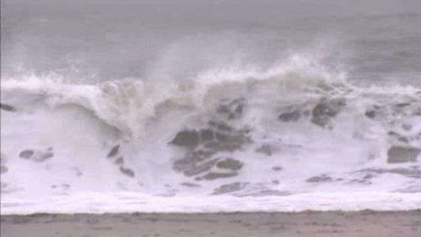 Cape May braces for powerful punch from Sandy