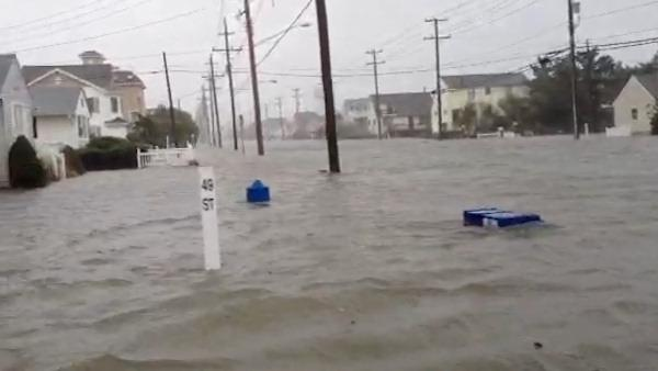 Pictures from Hurricane Sandy