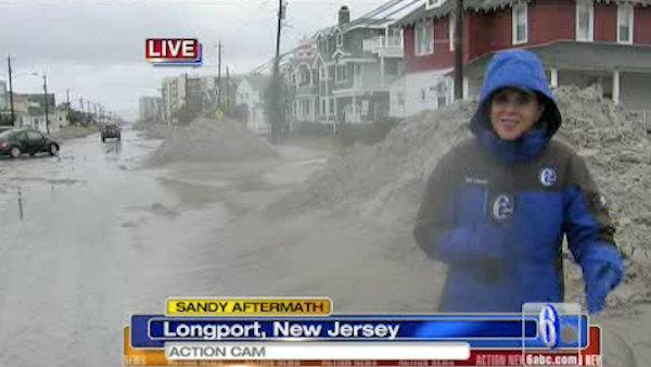 Amy Buckman reports from Longport, NJ