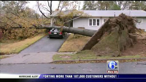 Walter Perez reports from Levittown, Pa.