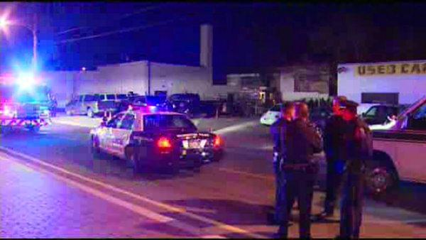 Double shooting at Wilmington motorcycle club