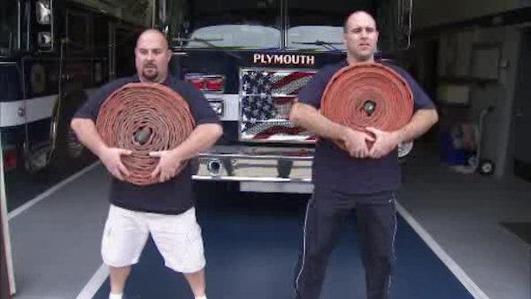 Firefighters work to prevent biggest killer - heart attack