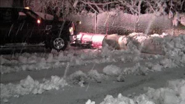 Nor'easter causes problems in Burlington Co., NJ