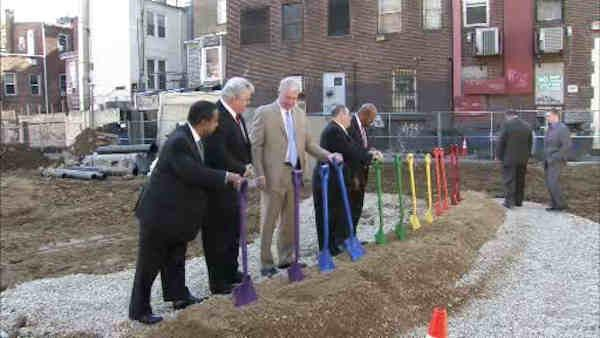 Phila. starts construction on LGBT building project