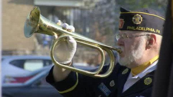 Veterans honored, celebrated across the area