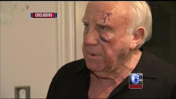 83-year-old Montco man stands up to home invaders