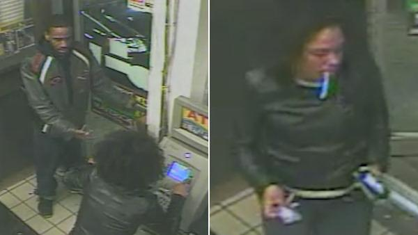 Police: Woman robbed, stripped naked in Camden