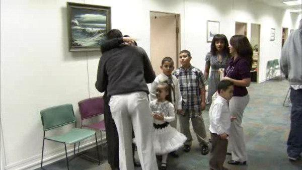 NJ family adopts 4 children during Nat'l Adoption month