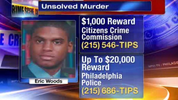 Phila. mother wants justice for son's '07 murder
