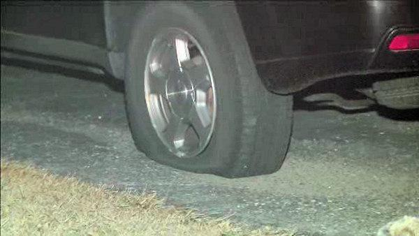 3 teens charged in Vineland tire slashings