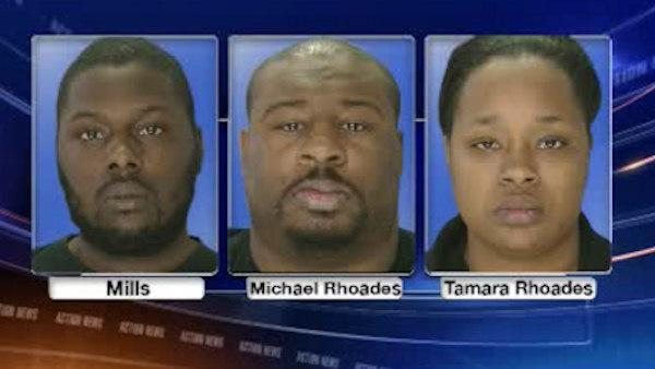 2 more sentenced in Phila. torture case