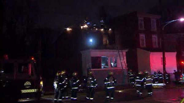 Heater blamed for fire that killed 2 in Germantown