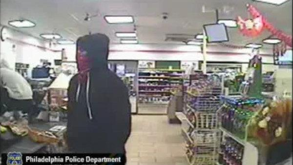 2 gunmen robbed 7-Eleven in West Oak Lane