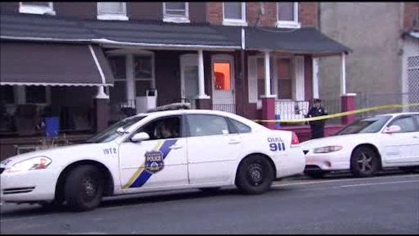 Police: 2 teens shot while sitting on porch