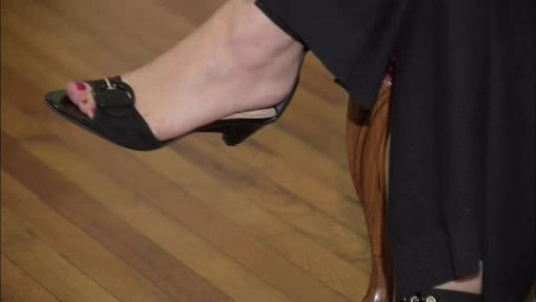 Revolutionizing high heels with 'Camileon Technology'