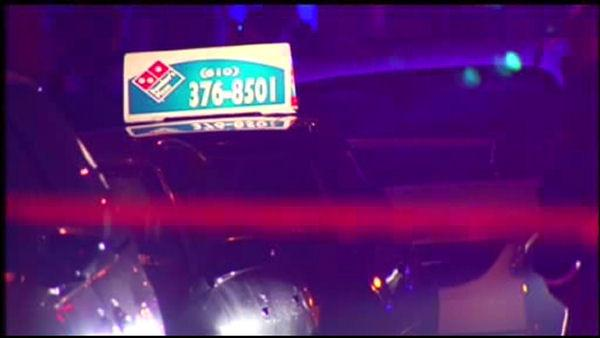 Pizza deliveryman is shot and robbed in Pa.