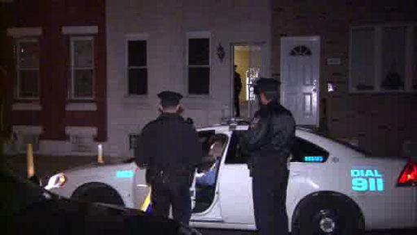 Girl, 5 shoots herself in foot in Kensington