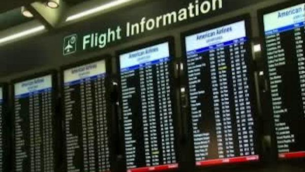 Winter storm slows holiday travel