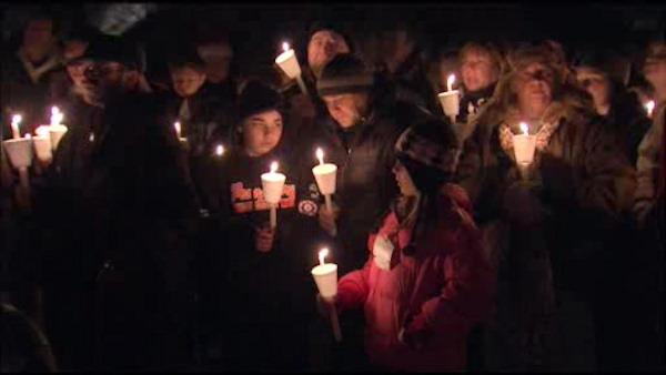 Newtown victims remembered in Bucks County