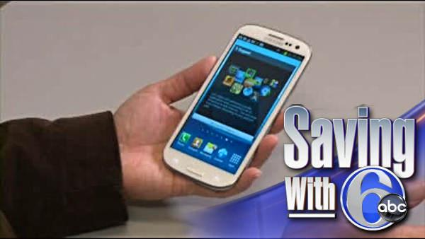 Saving with 6abc: Prepaid cell phones