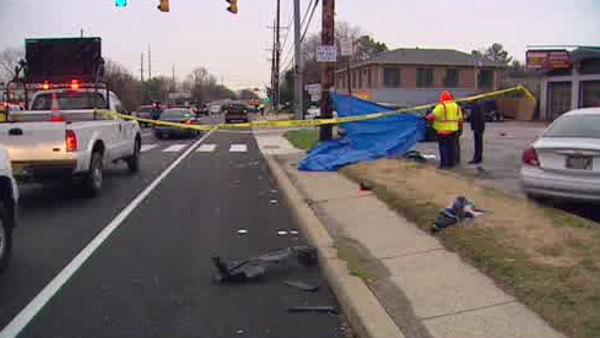 Man struck, killed by car in Stanton, Del.
