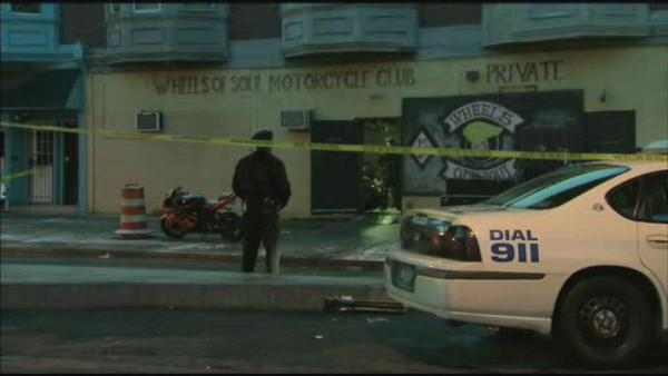 Triple shooting at W. Phila. motorcycle club