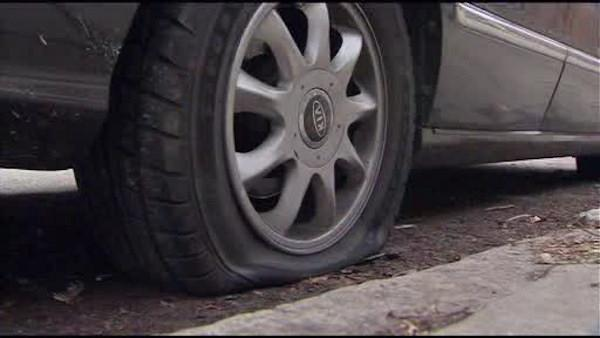 Police following new leads in tire slashings