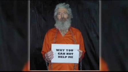Photograph of retired FBI agent Robert Levinson