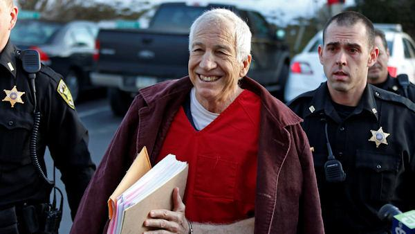Jerry Sandusky's lawyers argue for new trial