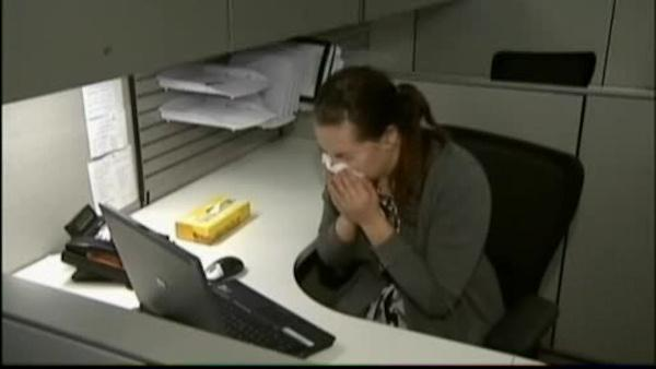 Flu outbreak concerning many
