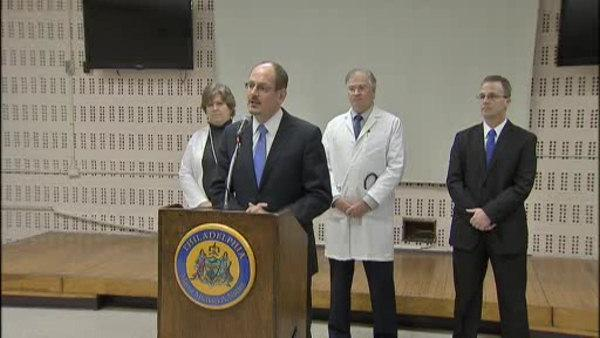 Phila. Health Department address flu outbreak