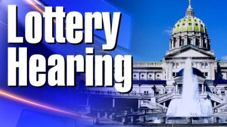 Lottery on Pa  Lottery Deal To Go Before Senate Committee   6abc Com