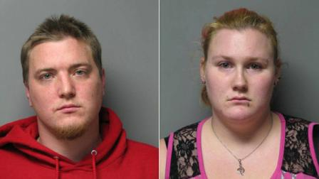 Jennifer L. Barnes, 23, and her boyfriend, Gerard T. Schweiger, 24, are charged in the murder of Barness father, 45-year-old Leipsic, Delaware resident Tony Mozick.