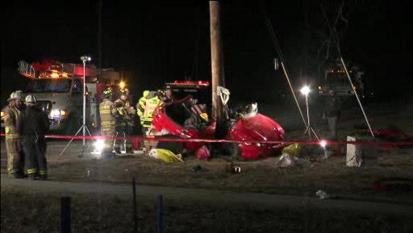 Driver killed in Chester County crash