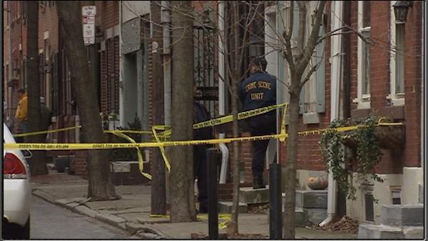 Doctor's body found burned in Center City