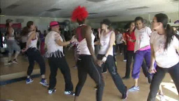 Zumba helps woman fulfill sister's dying wish