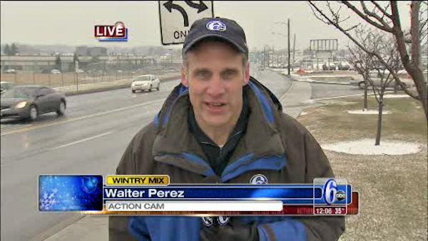 Lehigh Valley battles wintry mix - 6at4