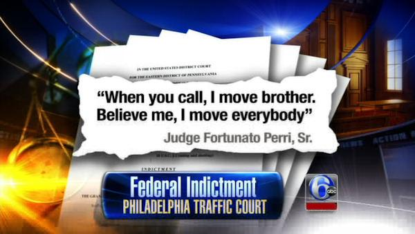 Names released in Phila. traffic court investigation