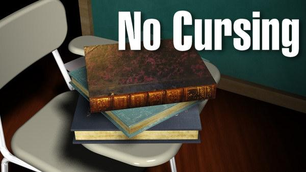 NJ school implements 'no-cursing' pledge for girls
