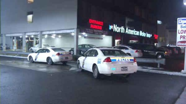 Police investigate City Ave. motel robbery in Philadelphia