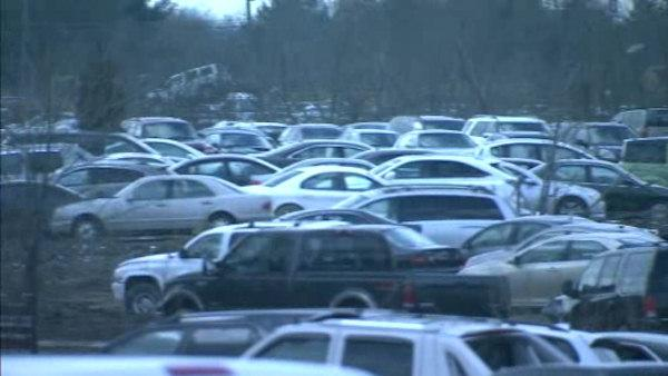 Mansfield Twp. wants 2,400 vehicles gone