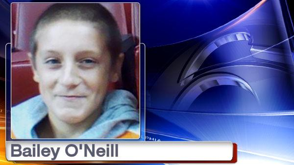 Viewing held for Bailey O'Neill in Darby Twp.