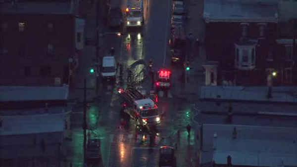 3 homes evacuated for gas leak in Port Richmond