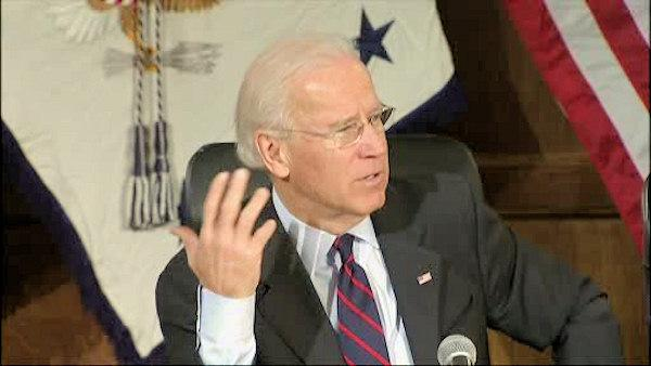 Biden: Sense of urgency over gun control measures
