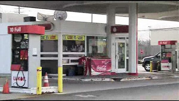 Gas station attendant murdered in NJ