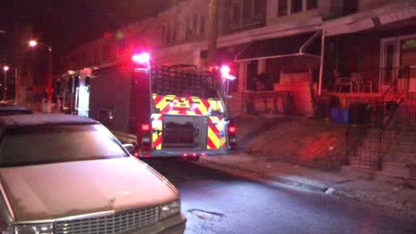 Couch catches on fire, damages home in Olney