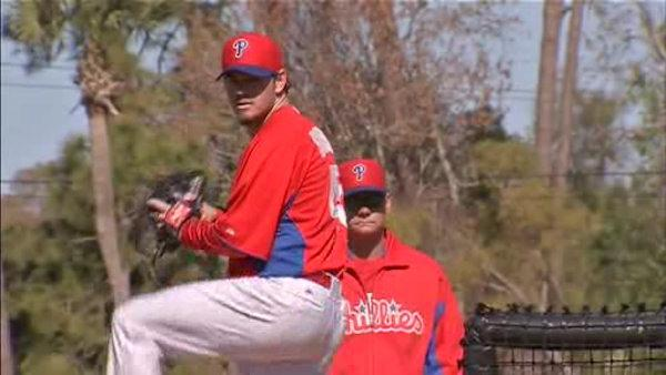 Chad Durbin's back with Phillies