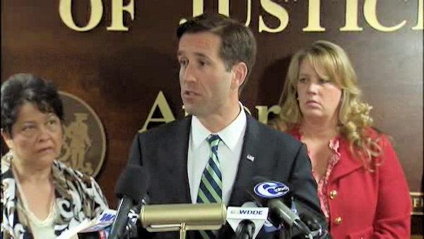 Bail reforms backed by Beau Biden in Del.
